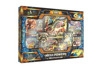 Pokemon Mega Powers Collection Box