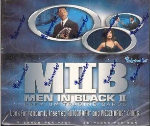 Men in Black 2 Hobby Box (InkWorks)