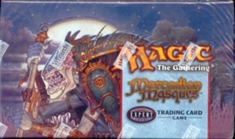 Magic the Gathering Mercadian Masques Tournament Starter Deck Box