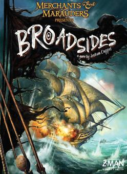 Merchants and Marauders: Broadsides (Z-Man)