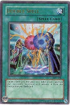 Yu-Gi-Oh Magician's Force Single Double Spell Ultra Rare (MFC-106)