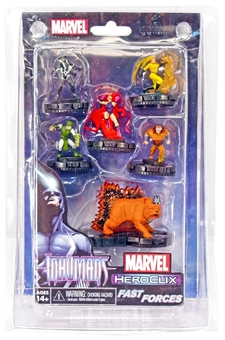 "Marvel HeroClix: Guardians of the Galaxy ""The Inhumans"" Fast Forces Pack"