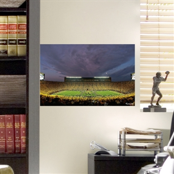 "Michigan Mini Stadium 17"" x 11"" Fathead - Regular Price $14.95 !!!"
