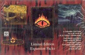 Middle Earth The Dragons Limited Booster Box