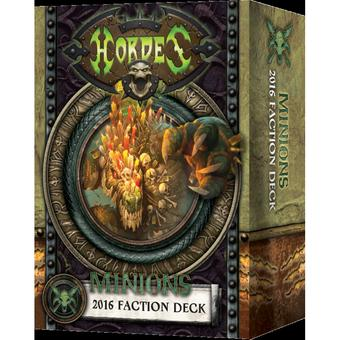 Hordes: Minions Faction Deck Box (MKIII) (Presell)