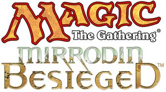 Magic the Gathering Mirrodin Besieged Near-Complete (Missing 5 cards) Set - NEAR MINT / SLIGHT PLAY (NM/SP)