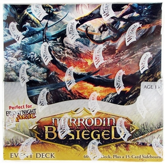 Magic the Gathering Mirrodin Besieged Event Deck Box