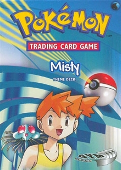 Pokemon Gym Heroes Theme Deck Misty