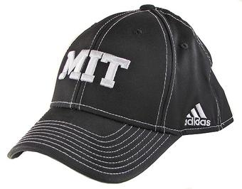 Massachusetts Institute of Technology (MIT) Adidas Flex Fit Hat (Adult One Size Fits All)