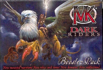 WizKids Mage Knight Dark Riders Booster Pack