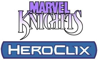 Marvel HeroClix: Avengers/Defenders War Marvel Knights Fast Forces Pack (Presell)