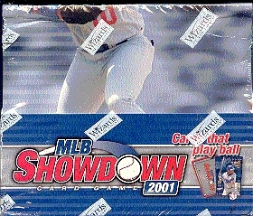 WOTC MLB Showdown 2001 Baseball Booster Box
