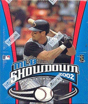 WOTC MLB Showdown 2002 Baseball Draft Deck Box