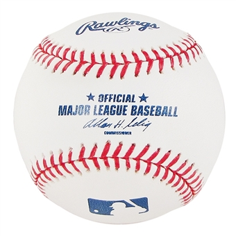 Rawlings Official MLB Baseball (Slightly Stained)