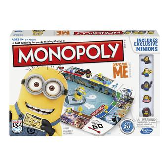 Monopoly: Despicable Me Edition (Hasbro)