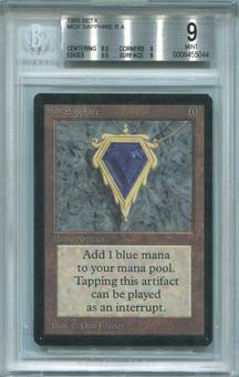 Magic the Gathering Beta Single Mox Sapphire - BGS 9 (8.5, 9, 9.5, 9) *0008455044*