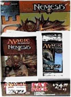 Magic the Gathering Nemesis Fat Pack