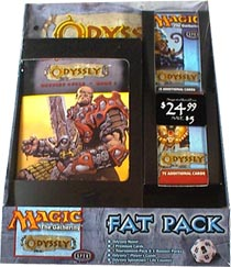 Magic the Gathering Odyssey Fat Pack