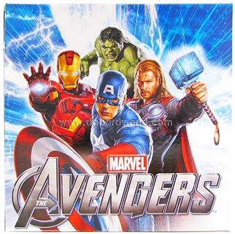 Marvel HeroClix Avengers Movie 36-Pack Booster Box