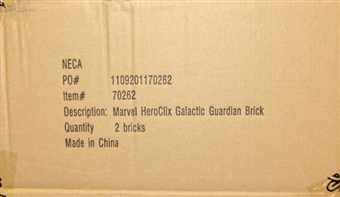 Marvel HeroClix Galactic Guardians Booster Case (18 Ct)