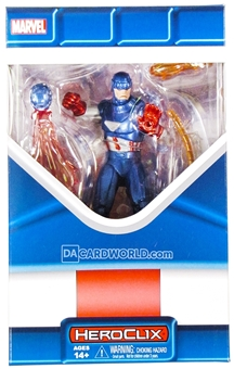 Marvel HeroClix: X-Men Days of Future Past Captain America Sentinel