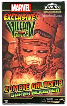 Heroclix Colossal Zombie Galactus Con Exclusive Limited Edition