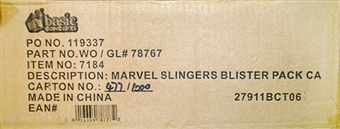 Upper Deck Marvel Slingers Booster Box (48 Ct.)