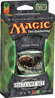 Magic the Gathering 2012 Core Set Intro Pack - Entangling Webs