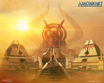 Magic the Gathering Amonkhet Bundle 6-Box Case (Presell)