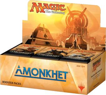Magic the Gathering Amonkhet Booster Box (Presell)
