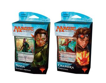 Magic the Gathering Kaladesh Planeswalker Deck - Set of 2