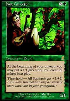 Magic the Gathering Odyssey Single Nut Collector FOIL