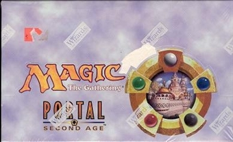 Magic the Gathering Portal 2: Second Age Booster Box