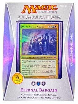 Magic the Gathering Commander Deck (2013) - Eternal Bargain