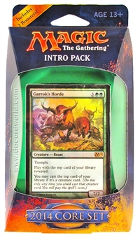 Magic the Gathering 2014 Core Set Intro Pack - Beastial Strength