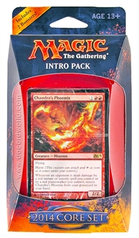 Magic the Gathering 2014 Core Set Intro Pack - Fire Surge