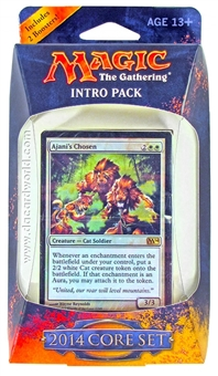 Magic the Gathering 2014 Core Set Intro Pack - Lightforce