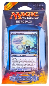 Magic the Gathering 2014 Core Set Intro Pack - Psychic Labyrinth