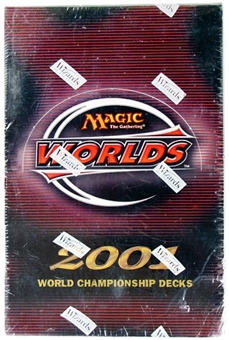 Magic the Gathering World Championship Deck Box (2001)