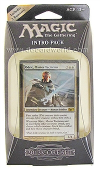 Magic the Gathering 2013 Core Set Intro Pack - Path to Victory