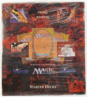 Magic the Gathering 4th Edition Starter Deck Box - SEALED