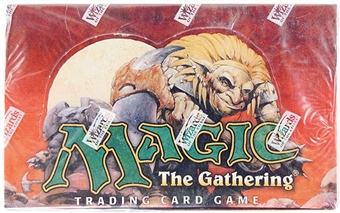 Magic the Gathering 6th Edition Booster Box