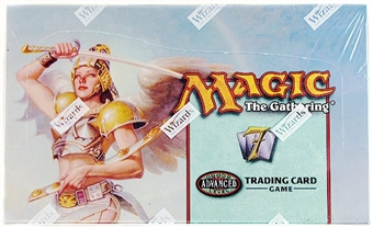 Magic the Gathering 7th Edition Booster Box