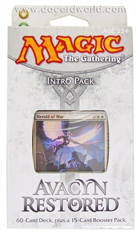 Magic the Gathering Avacyn Restored Intro Pack - Angelic Might