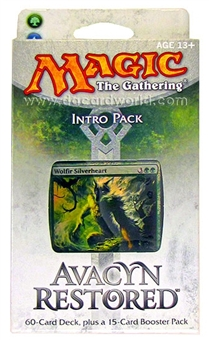 Magic the Gathering Avacyn Restored Intro Pack - Bound by Strength