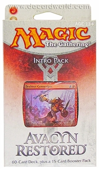 Magic the Gathering Avacyn Restored Intro Pack - Fiery Dawn