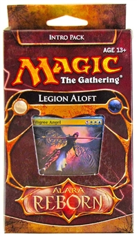 Magic the Gathering Alara Reborn Intro Pack - Legion Aloft