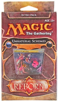 Magic the Gathering Alara Reborn Intro Pack - Unnatural Schemes