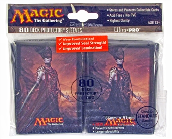 Ultra Pro Magic the Gathering Theros Ashiok Deck Protectors (80 count pack)