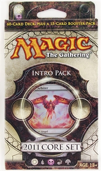 Magic the Gathering 2011 Core Set Intro Pack - Blades of Victory (Sligtly Damaged Box)